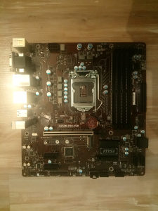 Maticna MSI B250M PRO-VDH 1151 socket
