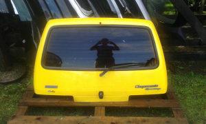Zadnja hauba Fiat Seicento 1997