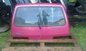 Zadnja hauba Fiat Seicento 1998