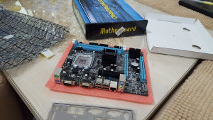MATIČNA G41/775 DDR3 / PCI-E / MicroATX NOVO !!!