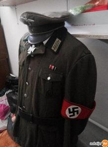 Nacističke uniforme POTRAŽNJA