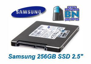 "Samsung 256GB SSD 2.5"""