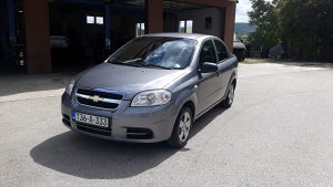 Chevrolet Aveo 1.2 Benzin Plin