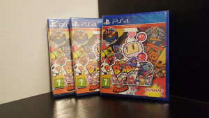 Super Bomberman R (PS4 / Playstation 4)