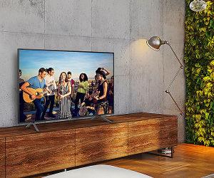 "Samsung 4K 43"" UHD Smart TV 43NU7192 WiFi UltraHD"