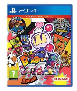 Super Bomberman R Shiny Edition (PlayStation 4 - PS4)