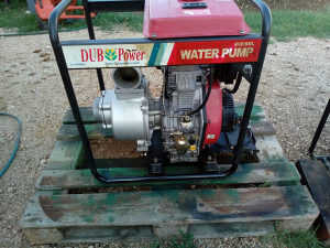 Pumpa za vodu 4 cola