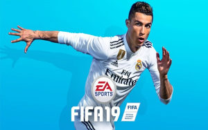 FIFA 19 key original