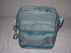 (0068) Samsonite zelena torba