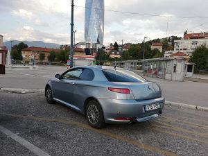 Alfa GT Beretone 1.9 JTD