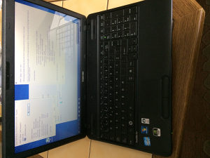 Toshiba c660 1wp core i3 4gb ddr3 500gb