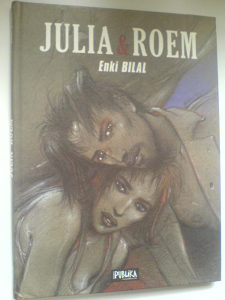 Strip Enki Bilal: Julia & Roem