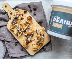 Kikiriki puter 1kg GYM BEAM peanut butter