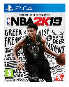 NBA 2K19 PS4 DIGITALNA IGRA ODMAH DOSTUPNO