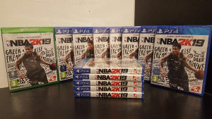 NBA 2K19 (PS4 / Playstation 4)