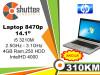 Laptop HP 8470p i5 3.Generacija