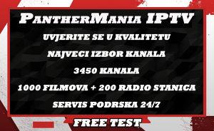 IPTV-KVALITET PRIJE SVEGA   Kontakt : +38761 684 507