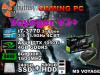 TOP Gaming Voyager V3Plus i7-3770 1050Ti 4GB