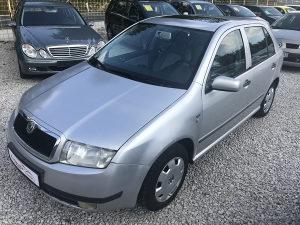 Škoda Fabia Benzin 1.4 50 kw 2001*god