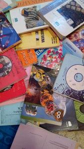 Knjige za osnovnu i srednju školu