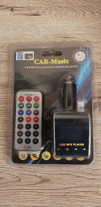FM Transmiter Auto MP3 Player