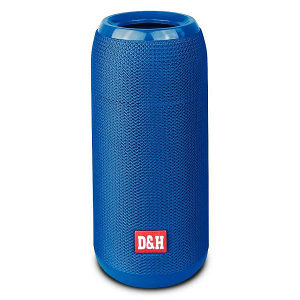 Bluetooth(Bezicni)Zvucnik T&G Plavi Model:E11/Besplatna
