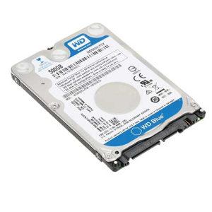 HDD 500GB SATA3 2.5 WD5000LPCX (7411)