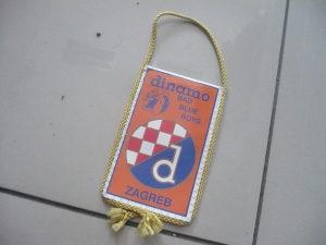 Zastava zastavica dinamo 1/flag csc dinamo zagreb 1