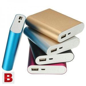 Power Bank 10400mAh Pink USB Kabal/Besp.Dostava