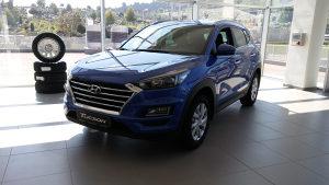 NOVI Tucson 1.6 GDI 2WD 6M/T Classic plus