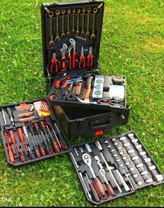 Set alata u koferu 326 dijelova, Alat kofer