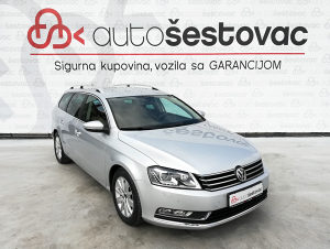 VW PASSAT 2.0 TDI 2011g. 4MOTION