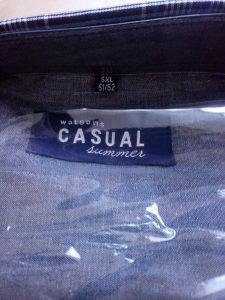 Muška košulja 5XL