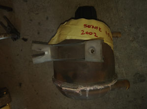 BOCA ZA VODU Renault Scenic Reno Senik 1.9dci 2002. gp