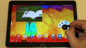 Samsung Galaxy Tablet Note  10.1 2014