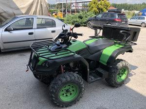 Motocikl quad atv 300 ccm