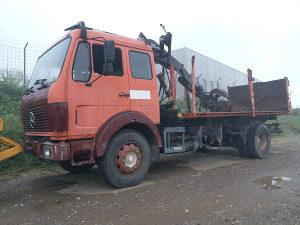 Kamion Mercedes 14-17 dvije osovine