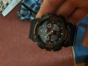 Casio G-Shock 5081 PROTECTION WR20BAR