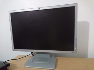 HP monitor WIDESCREEN 19'