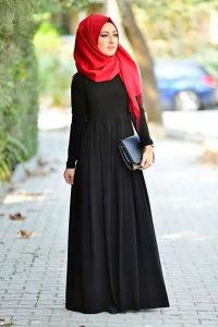 Haljine za pokrivene žene sa džepovima