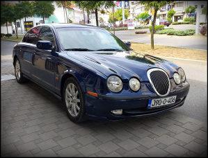 Jaguar S-Type 3.0 + SEKVENT PLIN + Manuelni menjac !!!