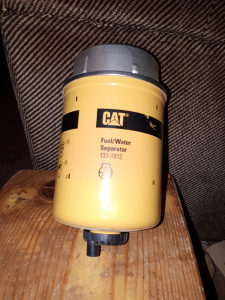 Filter goriva Caterpillar