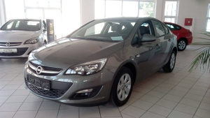 Opel Astra J 1.6