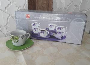 Porculanski set za kafu