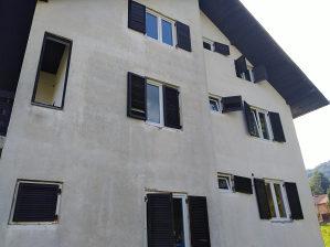 Krila prozora i pripadajuće grilje