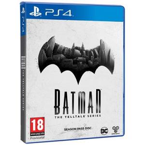 Batman - The Telltale Series PS4 - 3D BOX - BANJA LUKA