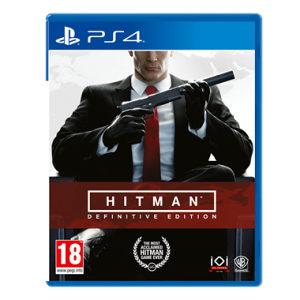 HITMAN: DEFINITIVE Edition PS4 - 3D BOX - BANJA LUKA