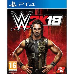 WWE 2K18 PS4 - 3D BOX - BANJA LUKA