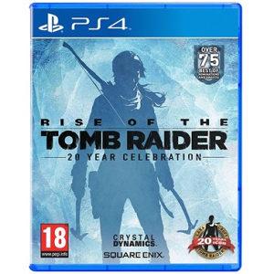 Rise of the Tomb Raider 20th An. PS4-3D BOX -BANJA LUKA