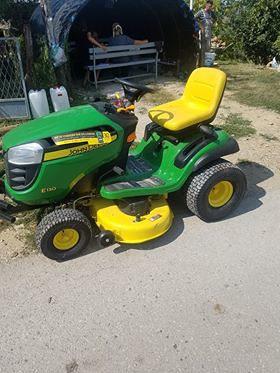 traktor kosacica